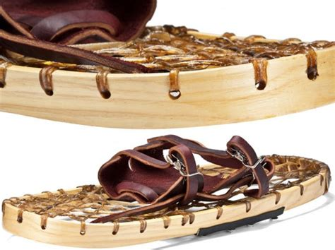 Handmade Snowshoes - iverson s wooden snowshoes are handmade in the united