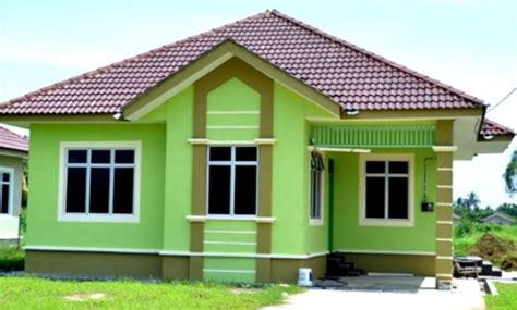 model rumah minimalis sederhana  keren  elegan
