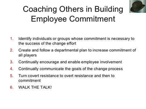 Commitment Letter To Manager Change Management