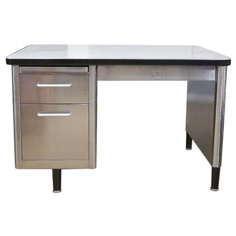 Finding Metal Office Desk Elegant Furniture Design Steel Office Desk
