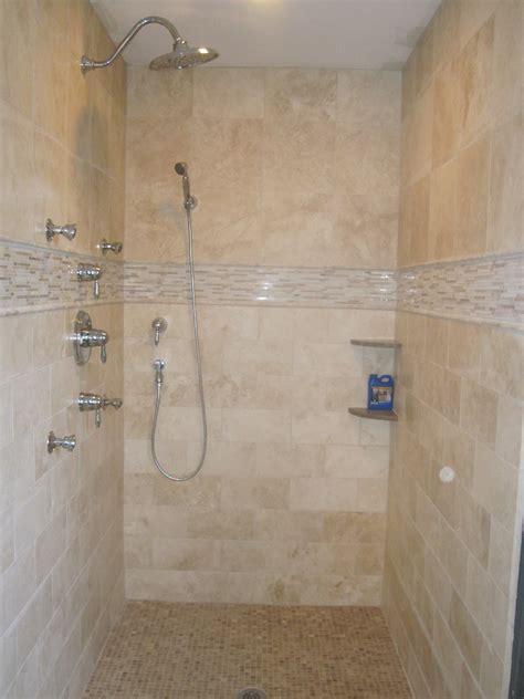 Bathroom Travertine Tile Design Ideas Astounding Travertine Bathroom Tile Photo Inspiration Tikspor