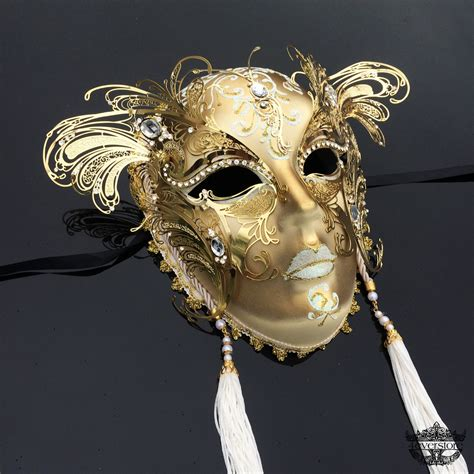 Decorating A Masquerade Mask by Kitchen Dining