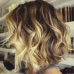 pictures of black ombre wave curls bob hairstyles 12 stylish bob hairstyles for wavy hair popular haircuts