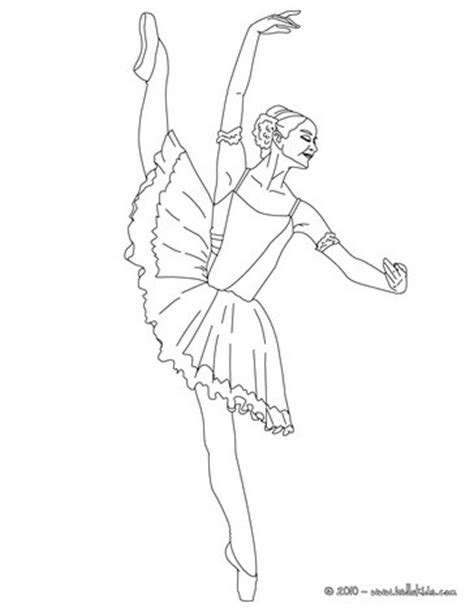 beautiful ballerina coloring pages ballerina performing beautiful degage coloring pages