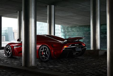 Photo Of The Day Candy Red Koenigsegg Regera Gtspirit