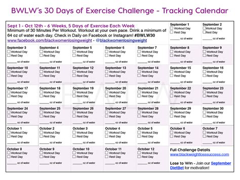 30 day exercise challenge for 30 day exercise challenge and dietbet black weight loss