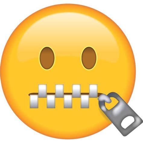 film cut emoji zipper mouth face emoji in png when somebody tells you to