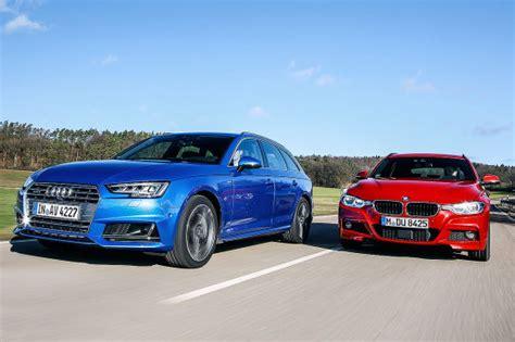 Bmw 3er Sechszylinder by Schnelle Kombis Audi A4 Und Bmw 3er Mit Sechszylinder