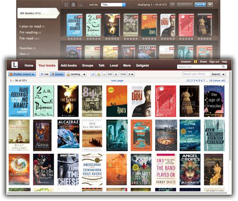 Library Thing by Import Your Shelfari Library And Get A Free Librarything