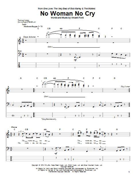 No woman no cry piano easy