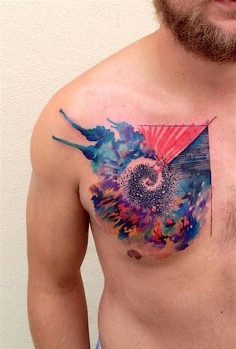 tattoos with color get colored with amazing colored tattoos
