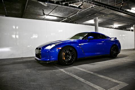 nissan blue gtr r35 blue pictures to pin on pinsdaddy