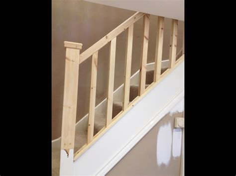 Banister Replacement by Stairway Joinery Replacement Jj Joinery Past Work