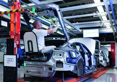 Werk Audi Ingolstadt by Bayerns Arbeitsministerin Besucht Audi Werk Ingolstadt