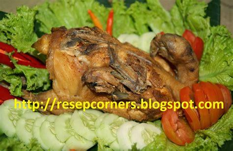 resep ayam ingkung empuk gurih  enak