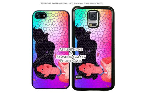 Casing Samsung S7 Edge Stained Glass Custom disney stained glass pocahontas colors of the wind phone