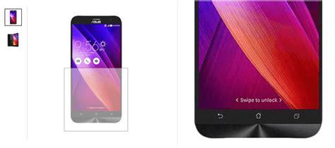 Handphone Asus Laser 2 handphone asus zenfone 2 laser zen ze550kl 1a028id 5 5