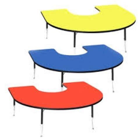 horseshoe for classroom height adjustable horseshoe