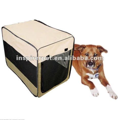 soft sided dog house soft sided portable dog house tent view dog house tent inspirerpet product details