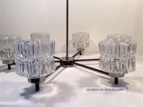 kronleuchter 60er kronleuchter h 228 ngele 60er jahre chrom glas