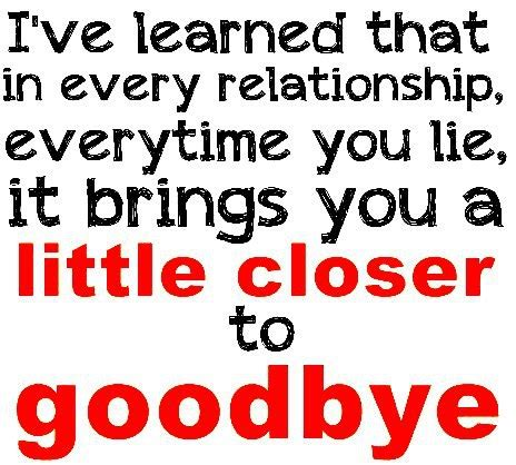 Do In Great Relationships by Lie Quotes For Relationships Quotesgram