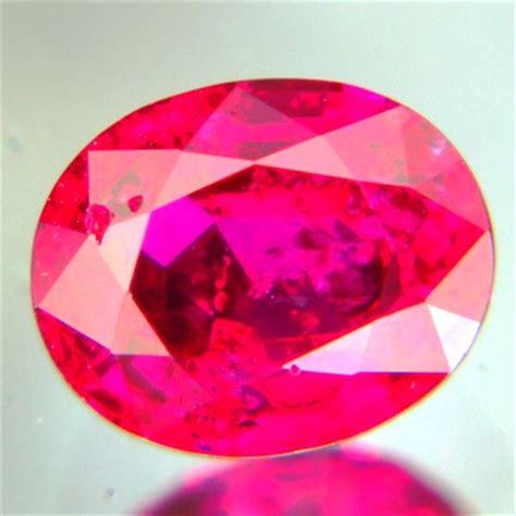 Natiral Ruby Burma 5 64 Crt unheated burma ruby 1 32