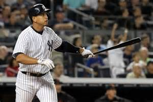 alex rodriguez reportedly with mlb home run
