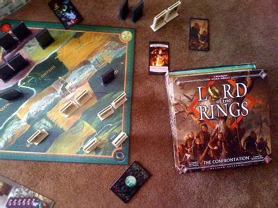 Lord Of The Rings The Confrontation 2013 Edition Original lord of the rings the confrontation deluxe edition review board reviews by josh
