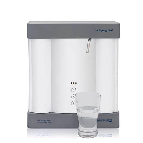 eureka forbes dr aquaguard booster water purifier