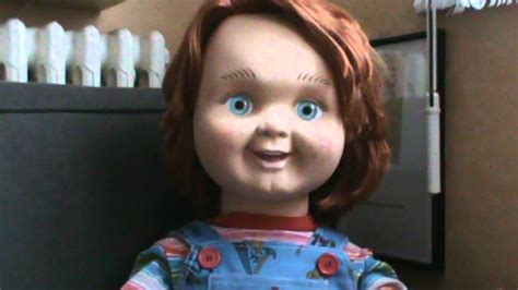 film chucky part 2 chucky dream rush life size part 2 youtube
