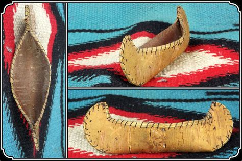canoes and creativity z sold vintage hand made birch bark canoes and tee pee