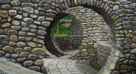 Mauer Garten Gestalten by Gartenmauern Gestalten Ideen Gartenmauer Als