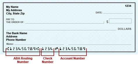 how to find bank routing number check