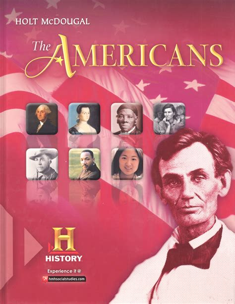 10th history book in pdf holt mcdougal the americans homeschool package 029523