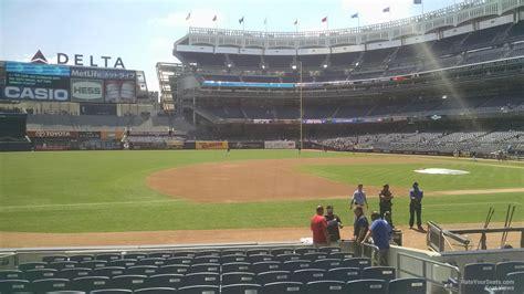New York Yankees Yankee Stadium Section 126