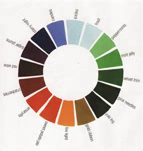 green color wheel color wheel cards nibs