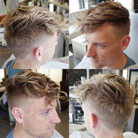 barber different cuts barber shop undercut