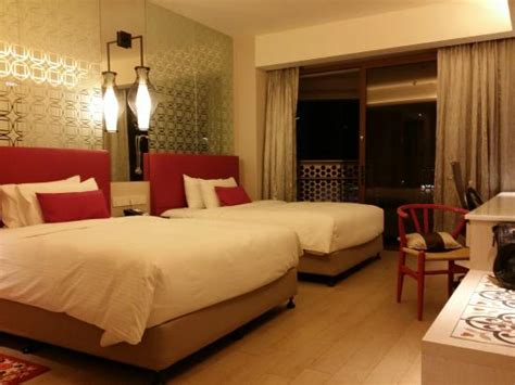 Singapore 2 Bedroom Hotel by Family Bed Room 2 Comfy Beds Picture Of