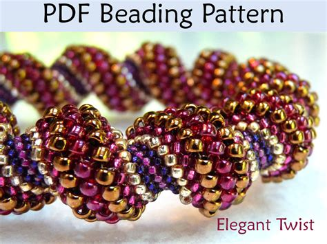 peyote beading tutorial beadweaving patterns beading tutorial cellini tubular
