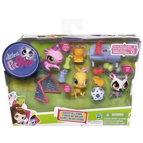 Saleee Lalaloopsy Petshop littlest pet shop soccer all set hasbro toys quot r