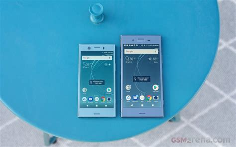 New Sony Xperia Xz1 Compact Ram 3 32gb Segel sony xperia xz1 compact pictures official photos