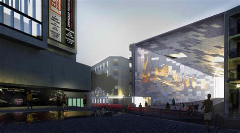 Home Environment Design Group winners announced of madrid digital arts museum ideas