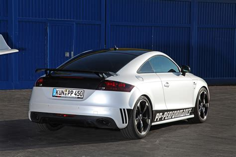 audi tt rs black audi tt rs black white edition by pp performance and