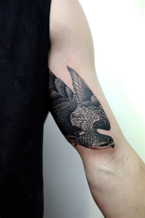 eagle tattoo finger victor j webster tattoos pinterest nail tattoo