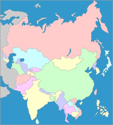 interactive world map with country names blank political map of monsoon asia