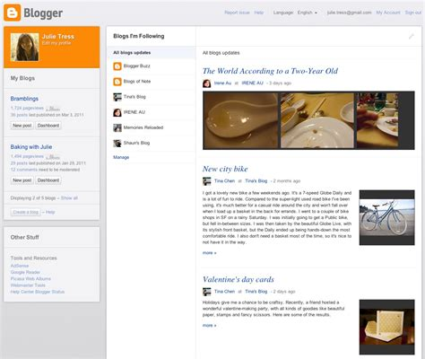 blog layout google official google blog what s new with blogger