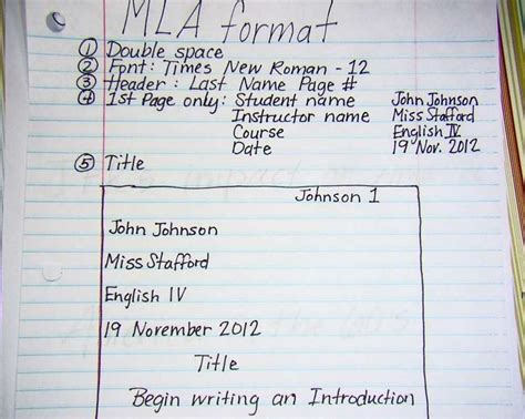 7 mla essay outline template essay checklist