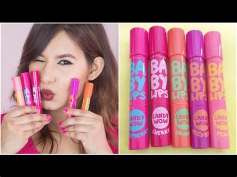 Maybelline Lip Gradation Review Indonesia harga maybelline baby wow murah indonesia