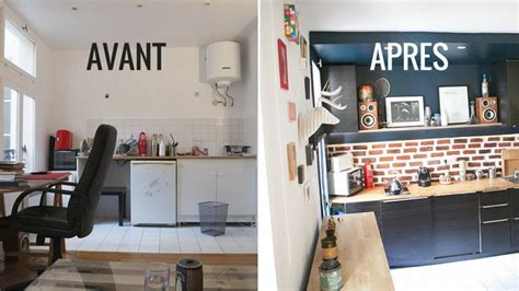 Superbe Amenagement Salon Cuisine 20m2 #4: deco-appartement-diy-9.jpg
