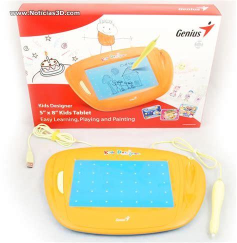 Genius Kid Designer tableta digital genius designer